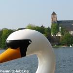 Schlossteichfest in Chemnitz