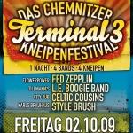 Freikarten Terminal 3 Kneipenfestival