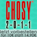 Vorbestellung Chosy 2010/2011