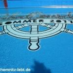 Neue Saison fürs Freibad Bernsdorf