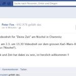 """Seeed Videodreh für """"Deine Zeit"""" am Nischel in Chemnitz"""