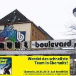 1. Chemnitzer Staffellauf