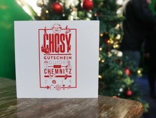 Gesichtet unterm Weihnachtsbaum: Chosy Gutscheinguide 2019!