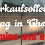 Verkaufsoffener Sonntag in Chemnitz – Termine und Infos 2014