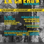 Freikarten für La Cherga