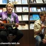 Chemnitzer auf Leipziger Buchmesse