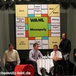 Kommunalwahl-Monopoly im Kraftwerk