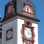 Chemnitz im Mai 2009