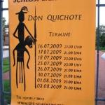 Sommertheater Don Quichote