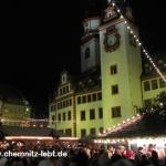 Chemnitz im Dezember 2009