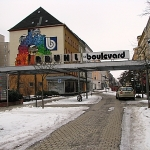Chemnitz im Februar 2010