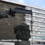 Chemnitz, Karl-Marx-Stadt und wieder Chemnitz