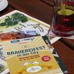 Chemnitzer Brauereifest in der Innenstadt