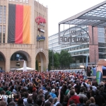 EM 2012: Public Viewing in Chemnitz