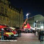 tag- und nachtaktiv in Chemnitz