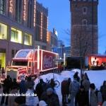 Chemnitz im Dezember 2010