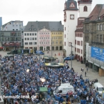 Chemnitz im Mai 2011