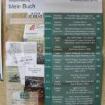 """Ringvorlesung """"Mein Buch"""""""