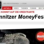 Chemnitz im April 2012