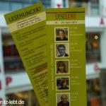 Leselust – Chemnitzer Literaturtage 2014