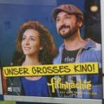 Chemnitzer Filmnächte auf dem Theaterplatz 2015