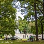 Slackwochenende im Küchwald