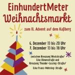 EinhundertMeter Weihnachtsmarkt