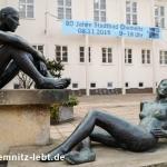 80-Jahr-Feier Stadtbad Chemnitz