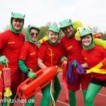 Übers Campus- und Sportfest gesprungen