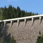 Ausflug zur Saidenbachtalsperre
