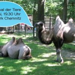 Karneval der Tiere im Tierpark Chemnitz