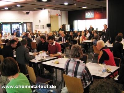 ... Chemnitz trifft Karl-Marx-Stadt - Stadt Chemnitz - Stadt der Moderne