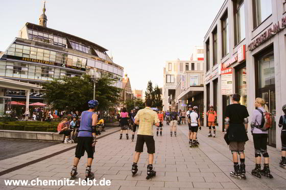 Chemnitzer Nachtskaten, Treffpunkt Rosenhof
