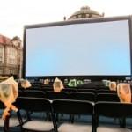 Chemnitzer Filmnächte auf dem Theaterplatz 2013