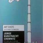 Junge Kunstnacht 2013 – ART SHOTS