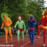 Schnappschüsse vom Campus- und Sportfest der TU