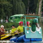 Schloßteichregatta – Das Chemnitzer Badewannenrennen