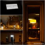 Neu in Chemnitz: Empfang, eine Bar
